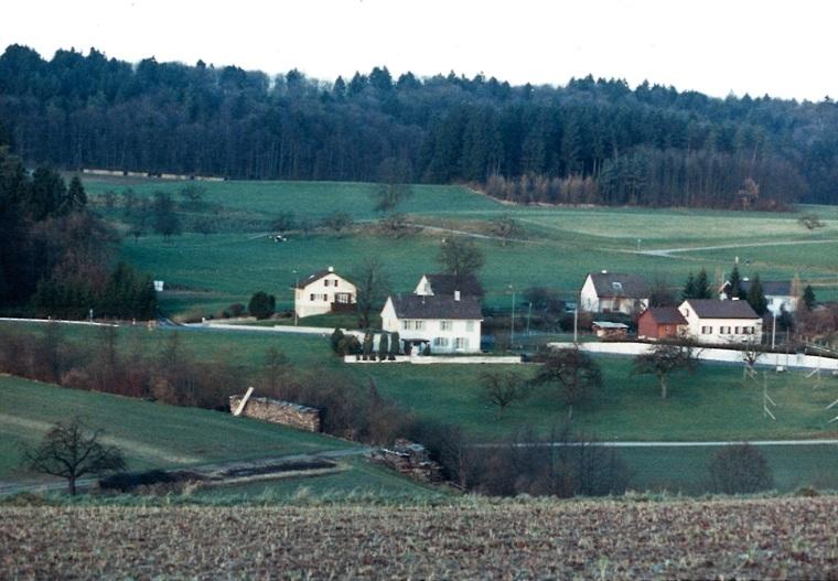 Hof von Kohlers, Steckbornerstrasse und Blick Richtung guggenbühl 1