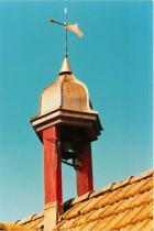Dachreiter mit Glocke, Weingarten