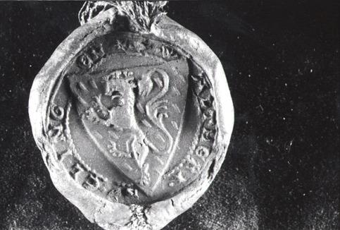 Siegel der Ritter von Müllheim