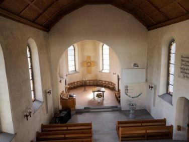 Evangelische Kirche Müllheim, 2015