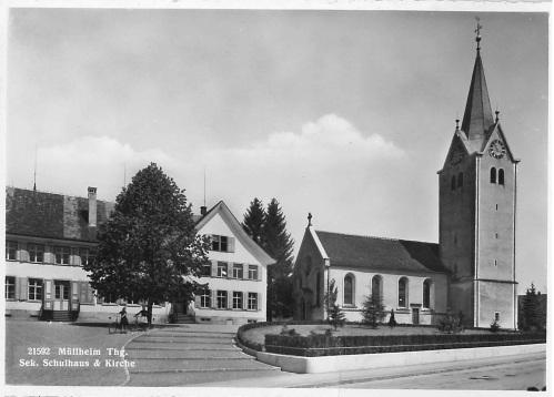 Poststempel von 1940