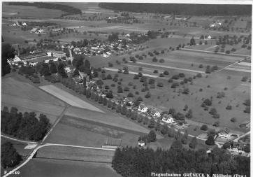 Grüneck Luftbild 1