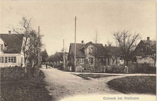 Grüneck Siedlung 1