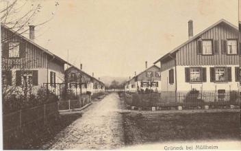 Grüneck Siedlung 2