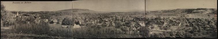 Panoramabild Müllheim