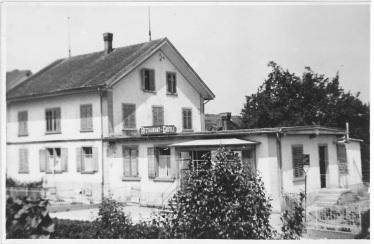 Restaurant Grüttli, Bahnhofstrasse 1
