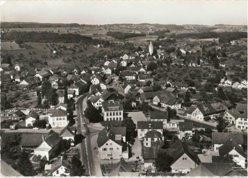 Luftbild nach Osten