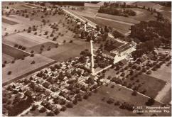 Fabrik Grüneck, Luftbild