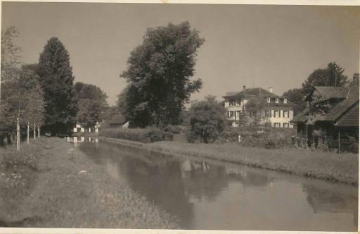 Kanal in der Grüneck