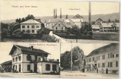 Hasli Postkarte