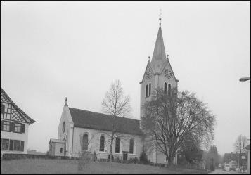 Kirche Müllheim