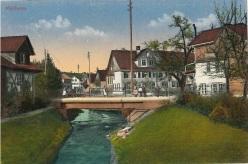 Bahnhofstrasse Brücke A