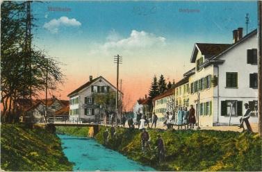 Dorpartie_Postkarte 1920