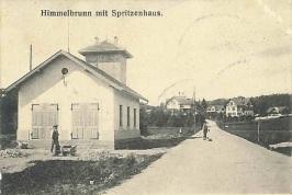 Himmelbrunnen mit Spritzenhaus