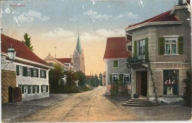 Kreuzlingerstrasse 34, 1922