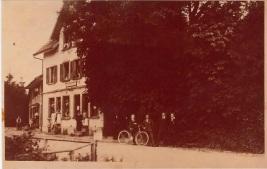 Restaurant Sternen (heute Adler)